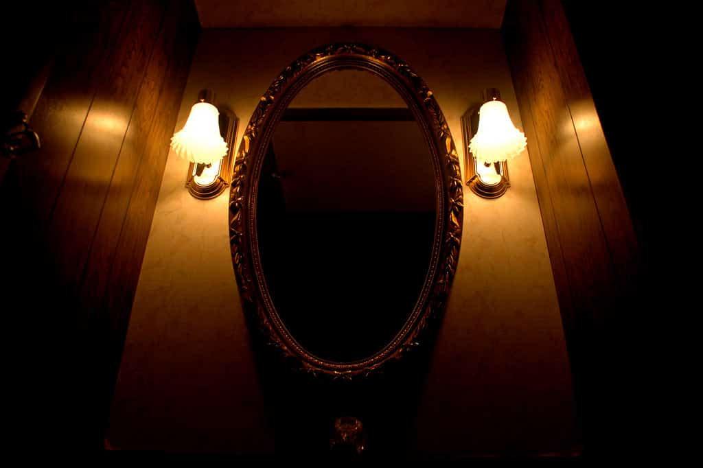 The story of the faceless lady is one of the most terrifying ghost stories in Ireland.
