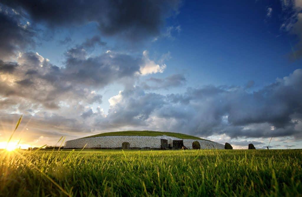Visit Newgrange Heritage Site.