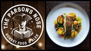 Travel has named The Parson's Nose as one of the top gastropubs in the UK.