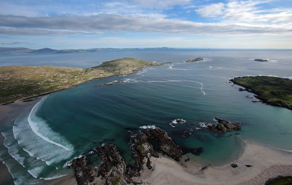 Holidaying in Ireland has surged in recent years.