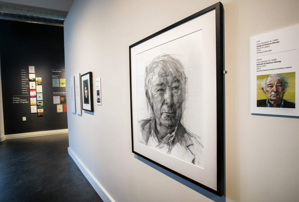 Seamus Heaney Home Place is a must-visit for fans.