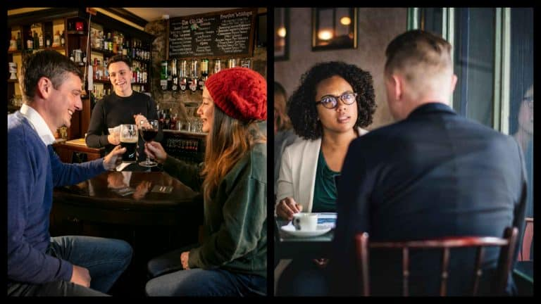 10 things not to do on a first date in Ireland