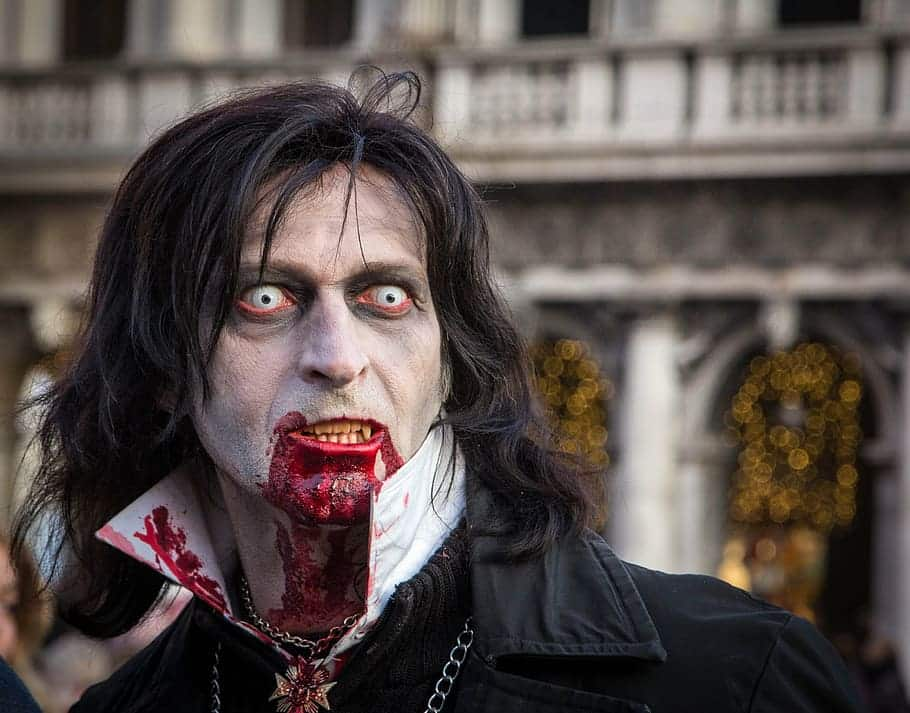 One of the most scary ghost stories in Ireland is about a vampire.