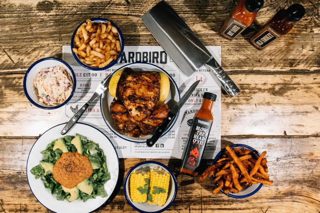 Yardbird is a must for chicken lovers.