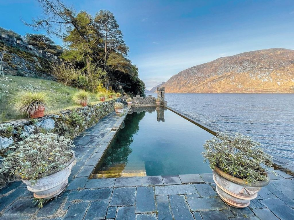 Glenveagh National Park is one of the best wildlife and national parks in Ireland.