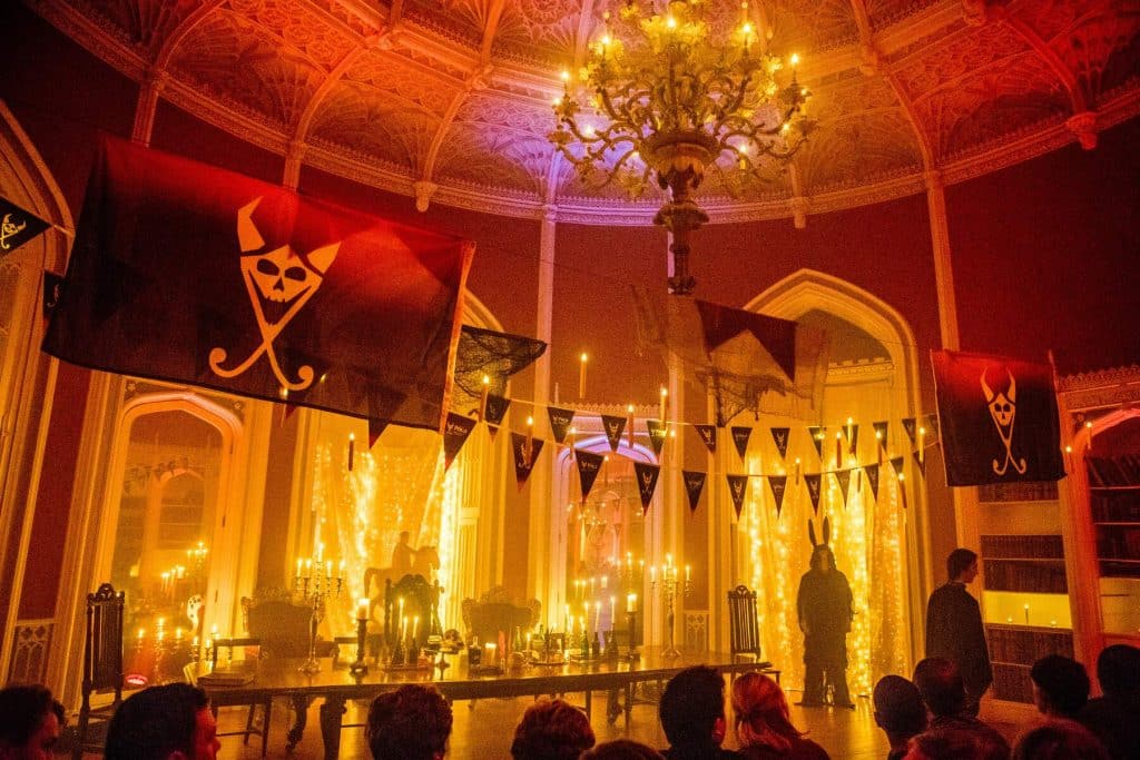 Púca Festival is one of the best Halloween events in Ireland this year.