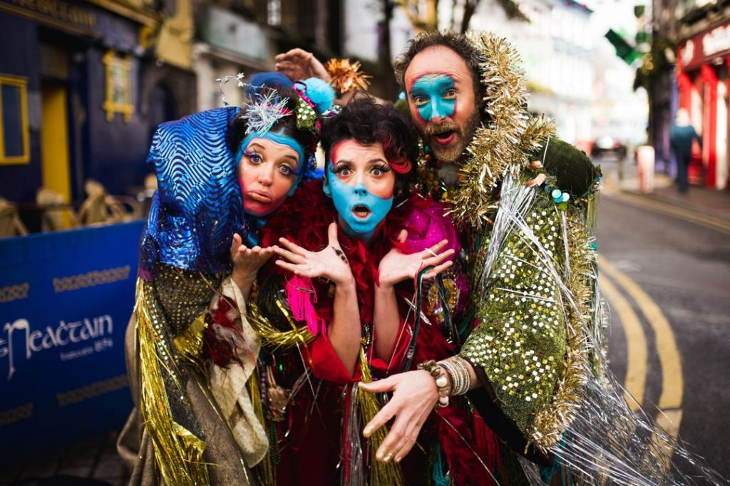 Aboo Halloween festival is one of the best Halloween events in Ireland.