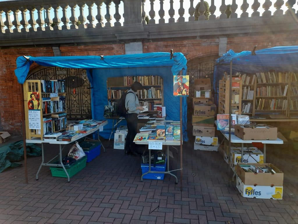 Books and Browsables Market is full of hidden gems.
