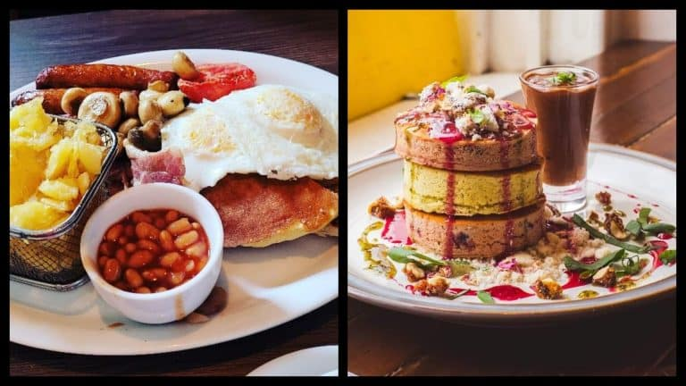 Here are the top 5 best breakfast and brunch spots in Belfast.