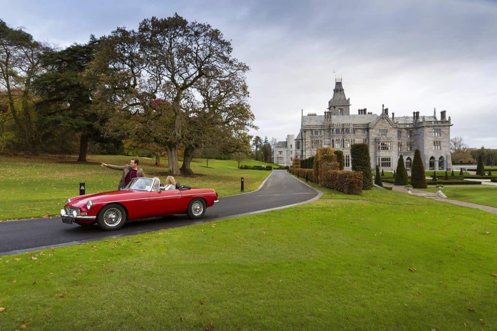 Adare Manor is a luxury hotel in Limerick.