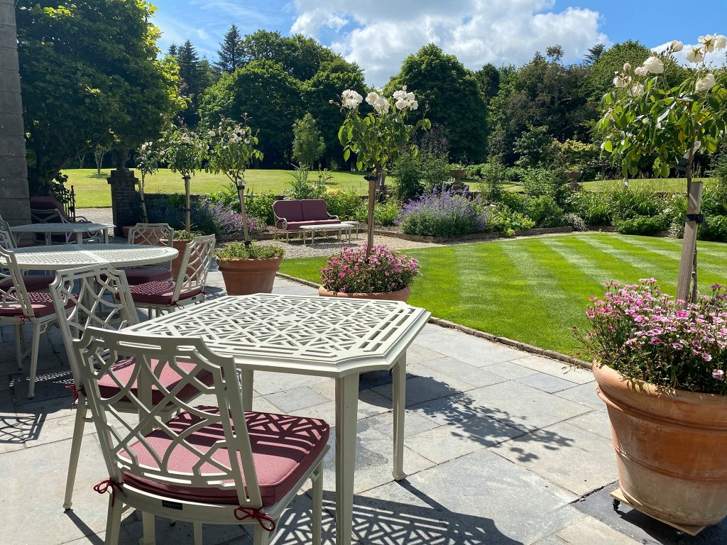 Dunbrody Country House Hotel is one of the best hotels in south-east Ireland.
