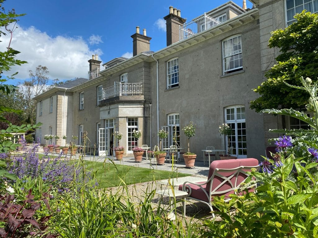 Dunbrody Country House Hotel is truly special.