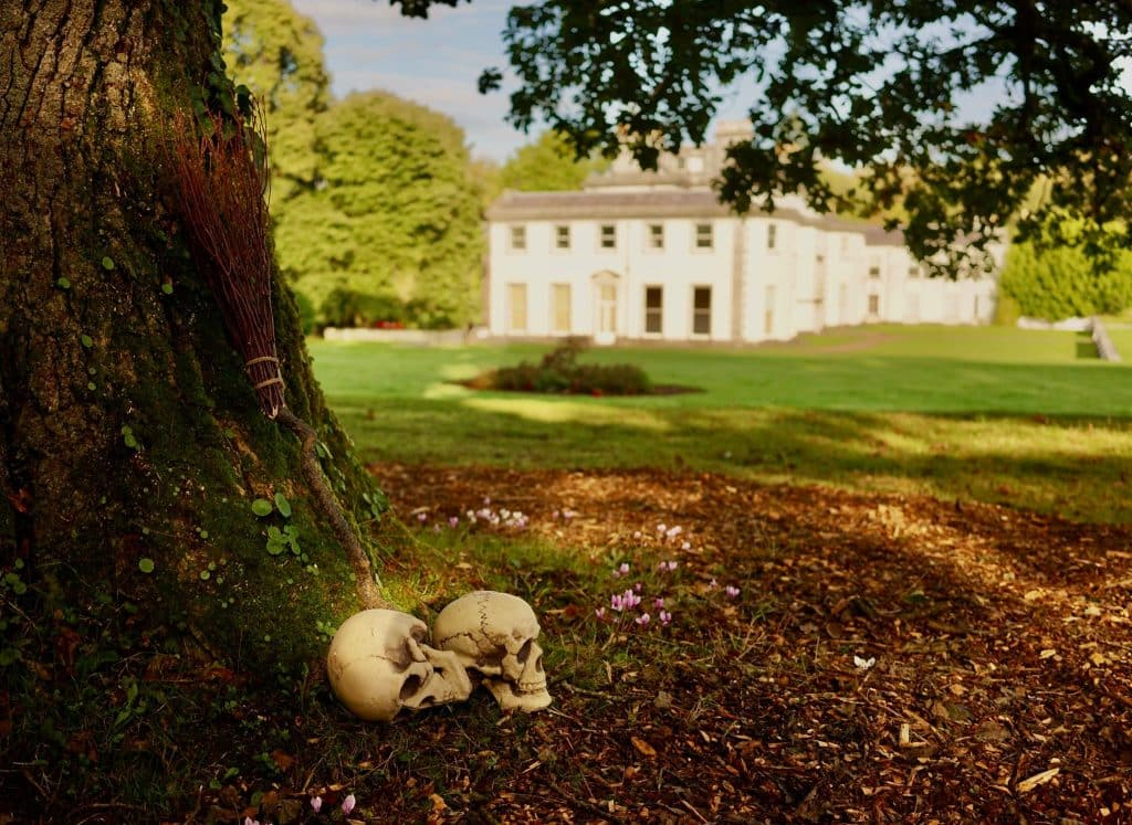 Fota House and Gardens hosts one of the best Halloween events in Ireland.