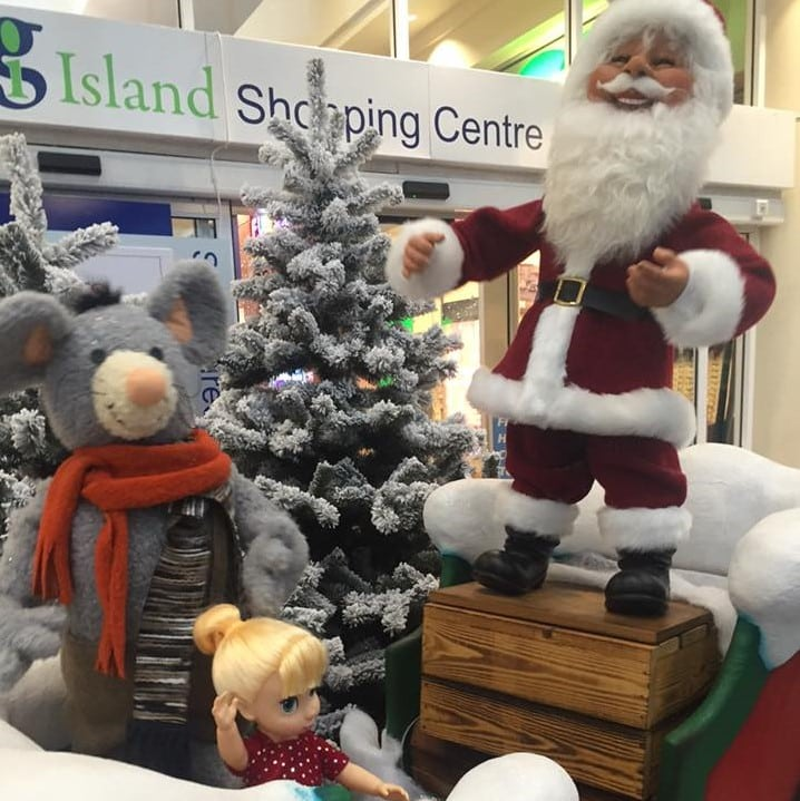 Golden Island Shopping Centre is one of the best places to go Christmas shopping in Ireland.