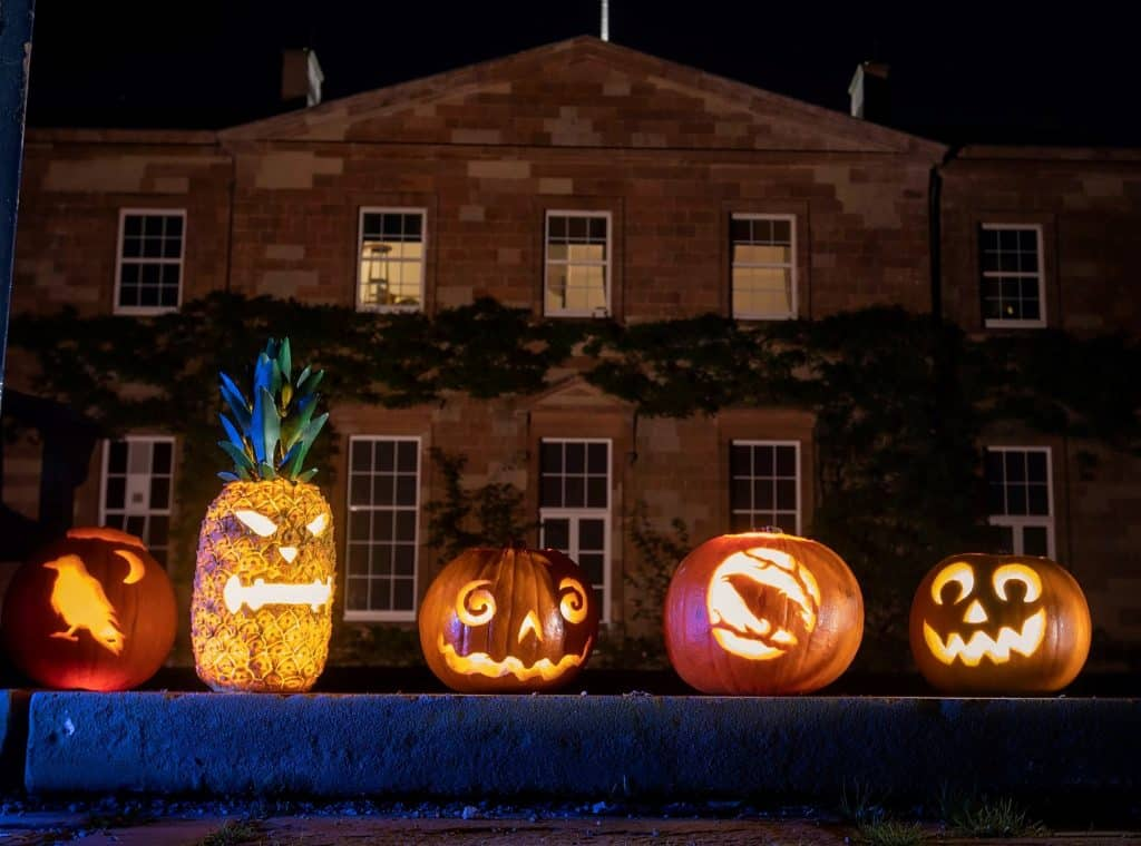 Discover the spooky history at Hillsborough Castle.