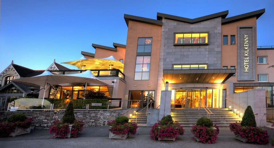 Hotel Kilkenny is one of the best hotels in south-east Ireland.