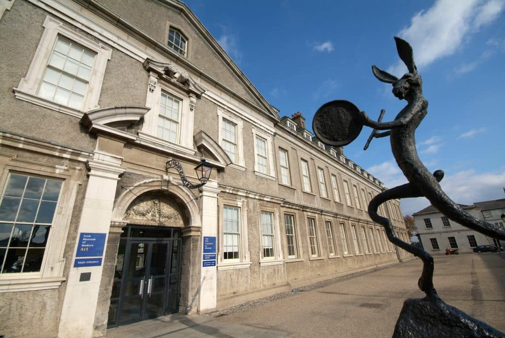 Discover the art at IMMA.