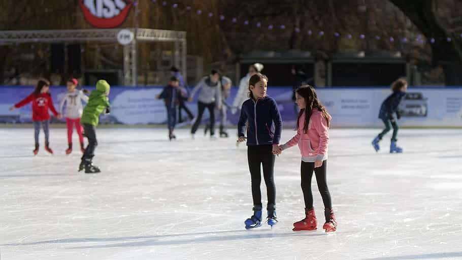 Get your skates on and go!