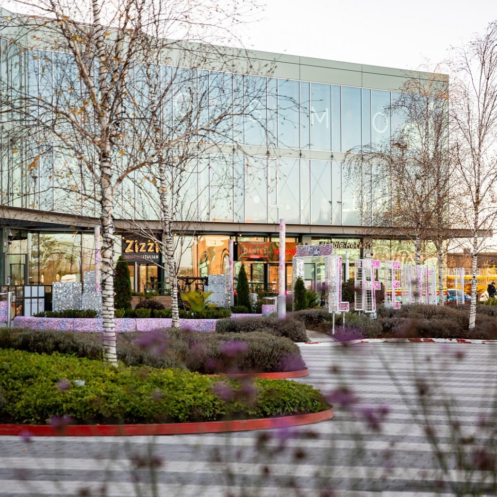 You need to visit Liffey Valley.