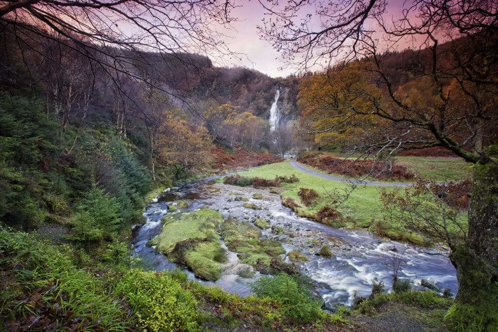 Powerscourt Estate tops our list of places to visit in Ireland in the autumn.